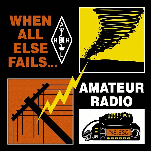When All Else Fails . . . Amateur Radio