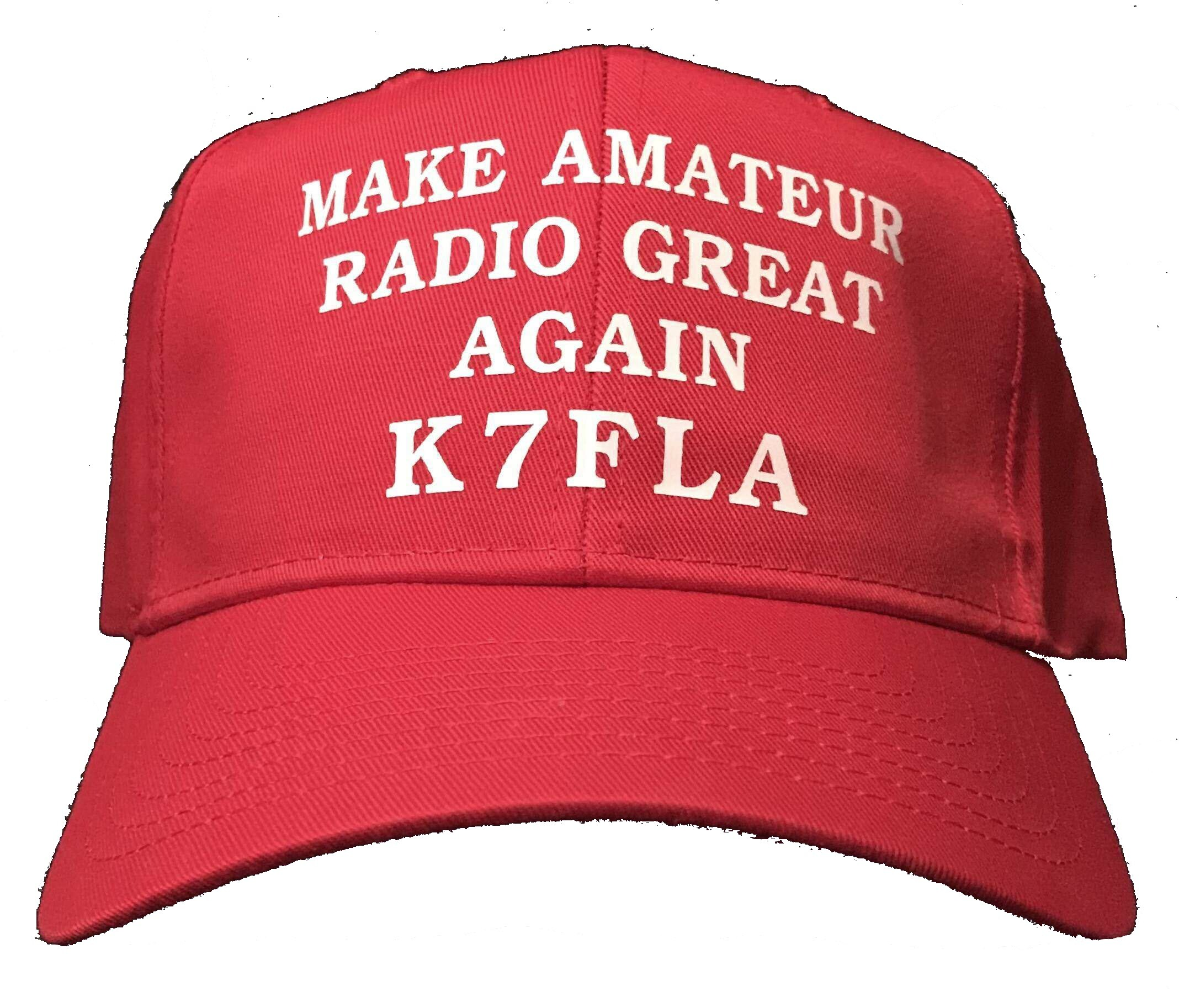 Make Amateur Radio Great Again - K7FLA